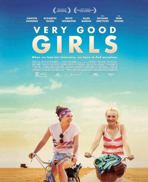 Очень хорошие девочки / Very Good Girls (2013)