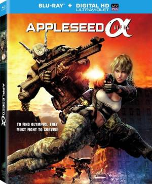 Проект Альфа / Appleseed Alpha (2014)