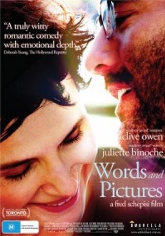 Любовь в словах и картинках / Words and Pictures(2013)