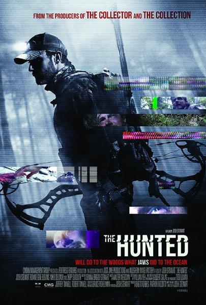 Загнанные / The Hunted (2013)