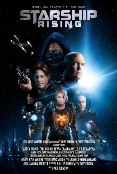 Звездный крейсер: Восстание / Starship: Rising (2014)