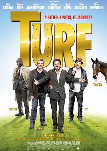 Скачки / Turf (2013)