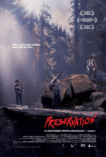 Заповедник / Preservation (2014)