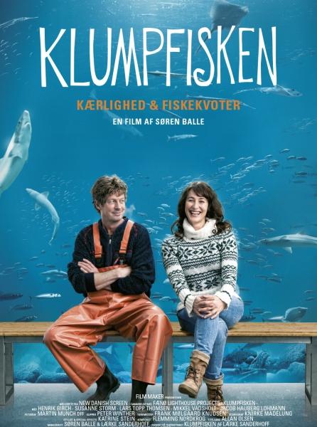 Рыба-солнце / Klumpfisken (2014)