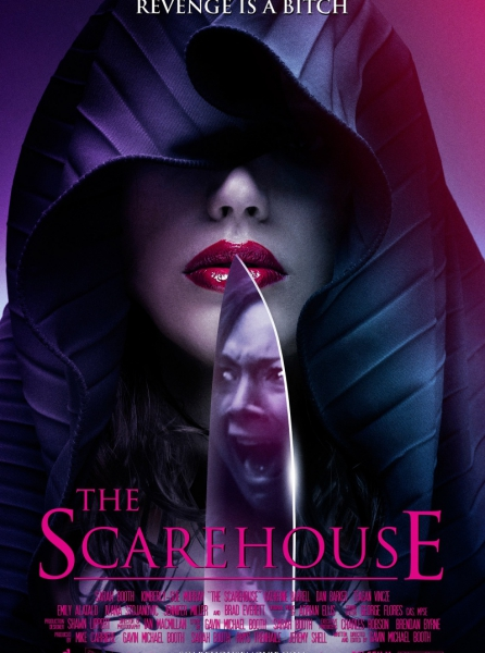 Дом ужасов / The Scarehouse (2014)