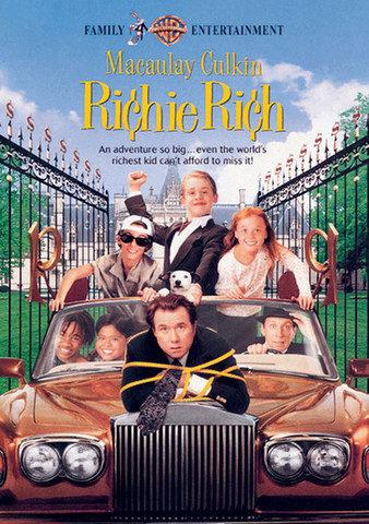 Богатенький Ричи / Richie Rich 1994
