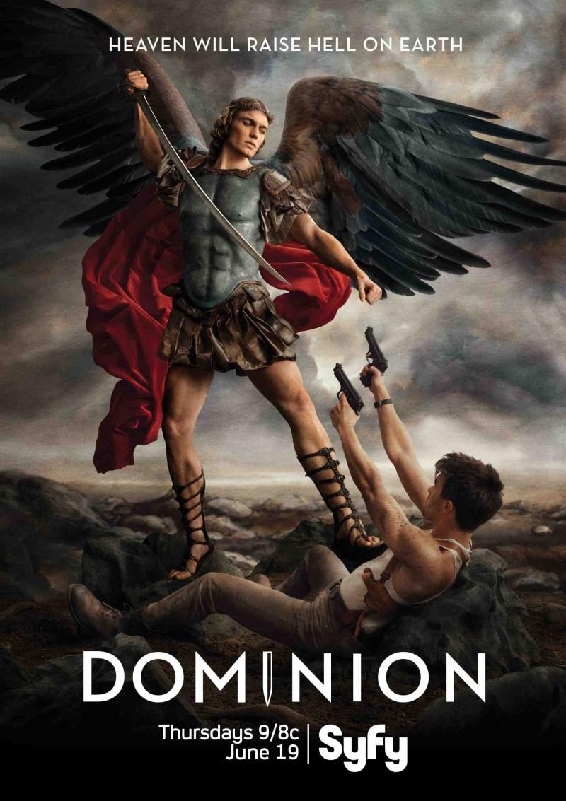 Доминион 1 сезон (2014)